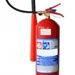 Extintores Carga de CO2